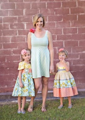 Mommy Daughter Outfits Amp Dresses